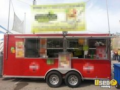 New Listing: https://www.usedvending.com/i/8-x-20-Food-Concession-Trailer-for-Sale-in-Missouri-/MO-P-251Y 8' x 20' Food Concession Trailer for Sale in Missouri!!!