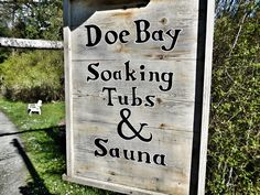 Inns you can paddle and sail to: Doe Bay Resort & Retreat, Orcas Island Washington - Everyone's Travel Club