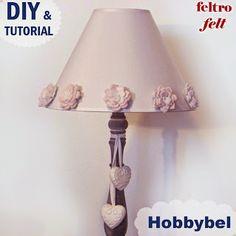 fai da te con decorazione shabby chic - DIY tutorial shabby chic ...