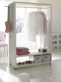 I'm seriously considering this for my study/spare bedroom as there are no cupboards there currently