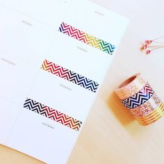 "118 Likes, 1 Comments - Mery Keem (@merykeem) on Instagram: ""Love love this gradient washi tape 😍 💟💟💟💟💟 ▫merykeem.com ▫merykeem.etsy.com ▫amazon.com ☞ write…"""