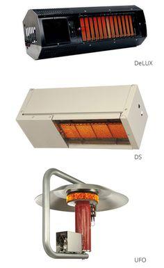 Sistemi di riscaldamento per esterni Siabs
