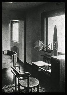 Haus am Horn, Interiors marcel breuer