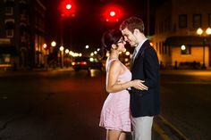 Great article on off camera flash and night time shooting. Awesome Job Heather! Photography tips, Hillsdale Michigan nighttime portraits streetlight