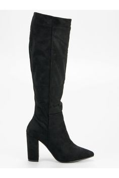 Elegantné semišové čižmy Super Mode Heeled Boots, Platform, Heels, Fashion, High Heel Boots, Heel, Moda, Heel Boots, Fashion Styles