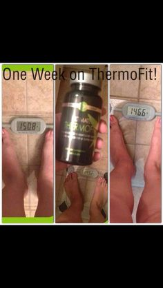 It's amazing how what one of thermofit can do!! Love seeing these results!
