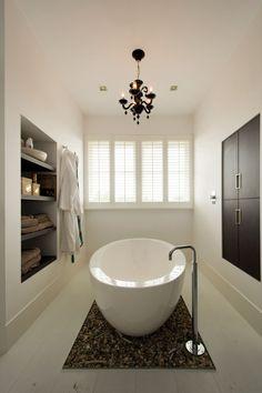 Interieur, badkamer, vrijstaande badkuip ‹ Voh Fotografie