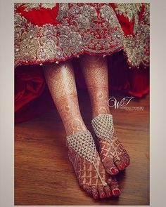 #Trending: 35+ Payal Designs We Spotted On Real Brides
