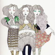Art & Fashion Illustrations: Photo