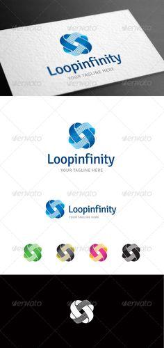Loopinfinity Logo Template