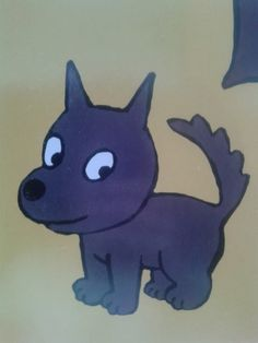 chi non vorrebbe avere un lupo così?