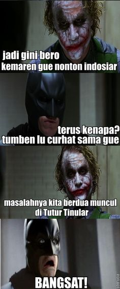 "Batman in ""Tutur Tinular"""