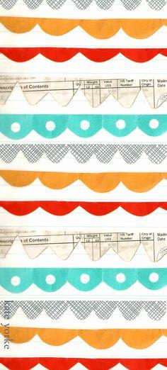 pattern. Kate York.