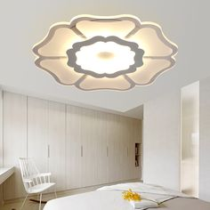 Ceiling Lights Living Room Lamp Modern Minimalist Ceiling Lamp Led Rectangular Creative Personality Bedroom Lamp Dining Room Hall Light Carefully Selected Materials