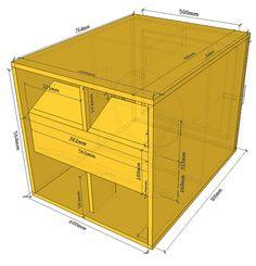 Projeto 4a Ordem Bandpass Horn 15 Inch Subwoofer Box, Subwoofer Box Design, Speaker Box Design, Monitor Speakers, Diy Speakers, Sub Box Design, Speaker Plans, Metal Gear, Mixer