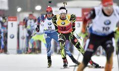 Martin Fourcade Photos: IBU Biathlon World Championships - Men's and Women's Pursuit