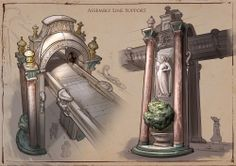 Advanced Diploma in Entertainment Design | Student Work | Term 4