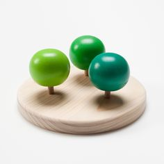 more trees | spinning top trees