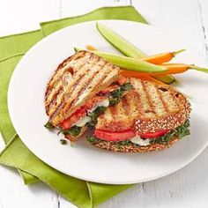 kale pesto tomato and fontina sandwich with any pesto recipe for kale ...
