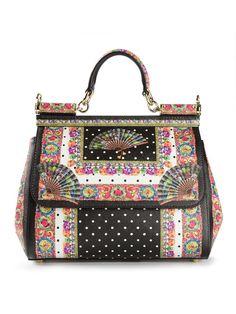 Dolce & Gabbana Bolsa Tote Modelo 'sicily' - Eraldo - Farfetch.com