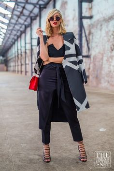 Can't-Miss Street Style From Australian FashionWeek   StyleCaster