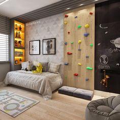 Boys Room Decor, Room Decor Bedroom, Boy Room, Kids Bed Design, Kids Bedroom Designs, Cool Kids Bedrooms, Toddler Rooms, Kids Rooms, Room Interior