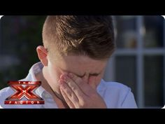 ▶ Nicholas McDonald gets everyone emotional - JUDGES HOUSES PREVIEW - The X Factor UK 2013 - YouTube