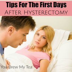 After hysterectomy recovery is something you may not be prepared for.  Don't miss our Tips For The First Days After Hysterectomy!