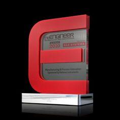 Gaudio Awards – Bespoke Acrylic Awards and Trophies