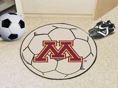 University of Minnesota Soccer Ball
