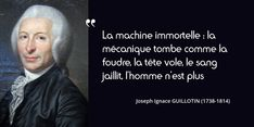 Aujourd'hui sur notre site : Guillotin et la guillotine. Une petite histoire au cœur de la grande Histoire