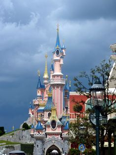 Disneyland - France, The Country in Europe You Don't Want to Miss