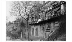 Oude Haven, achterzijde Mauritsstraat
