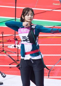 Archer Goddess Tzuyu Through The Years Beautiful Girl Image, Beautiful Asian Women, Asian Woman, Asian Girl, Twice Tzuyu, Archery Girl, Chou Tzu Yu, Beautiful Athletes, Fitness Motivation Pictures