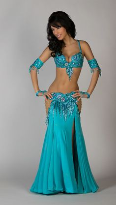 6ee6faabed blue belly dance costume Belly Dance Outfit