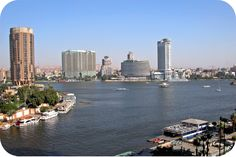 View of the Nile River and Cairo, Egypt Alta Norway, Cairo Airport, New Zealand Cities, Visit Egypt, Nile River, Egypt Travel, Egypt Today, Tours, Beautiful Sites