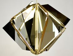 NEW YORK DESIGN WEEK 2013: LIGHTING FAVORITES   new pendant light by Bec Brittain