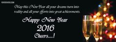 Happy New Year 2016 Facebook Covers | New Year 2016 Fb Cover ...