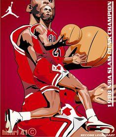 Air Jordan 2 by billgoldberg