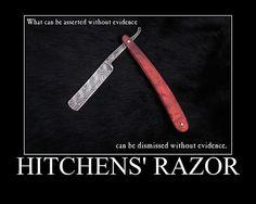 Hitchen's razor