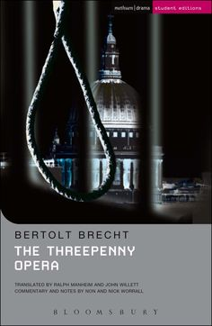 "Read ""The Threepenny Opera"" by Bertolt Brecht available from Rakuten Kobo. This Student Edition of Brecht's satire on the capitalist society of the Weimar Republic features an extensive introduct. The Threepenny Opera, Album Releases, Satire, Good Books, Ebooks, This Or That Questions, Prints, Students, Study"