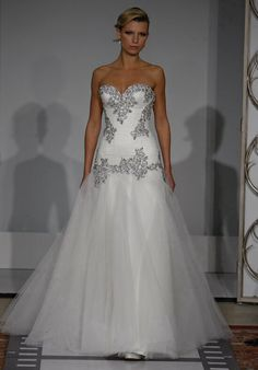 Penina Tornai. One of the best bridal designers ever.