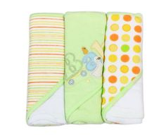 Spasilk Soft Terry Hooded Towel Set, Green Baby, 3-Count Spasilk http://www.amazon.com/dp/B00FXOYHUW/ref=cm_sw_r_pi_dp_gCqAub1TVN3EH
