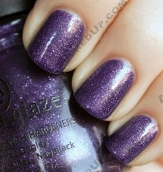 China Glaze - C-C-Courage
