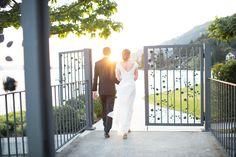 Hochzeit im Parkhotel Vitznau Park, White Dress, Wedding Photography, Getting Married, Parks
