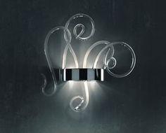 Leucos Aspid P35 Wall Lamp designed by Danilo De Rossi #lighting