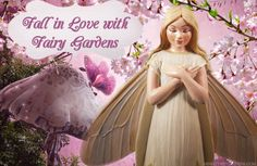 Fall in love with fairy gardens.