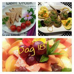 28 Dae Dieet, Dieet Plan, 28 Days, Afrikaans, Eating Plans, Kos, Diabetes, Meal Planning, Recipies