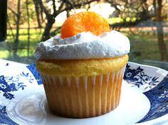 Citrus Cream Cupcakes