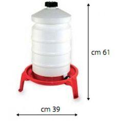 Automatische Wassertränke 20 ltr. Inhalt - Tierbedarf & Tierzubehör & Zuchtbedarf Breker